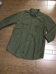 美品HARE 7分丈シャツ 日本製 ハレ
