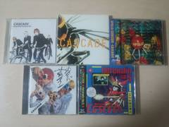CASCADE CDアルバム5枚セット★カスケード