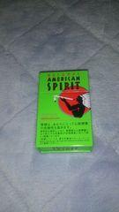 アメスピカラー缶 ウルトラライト アメリカンスピリット未使用