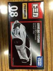 新品トミカ premium 08 レクサス RC F GT500  1/63