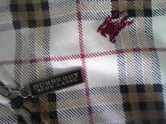Burberry★horse刺繍キューとなパーカー