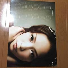 安室奈美恵  カレンダーポスター新品同様 2013