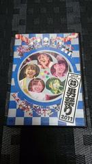【DVD2枚組】ももいろクローバーZ 男祭り2011【レンタル落ち】