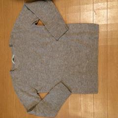 グローバルワーク セーター ベージュ