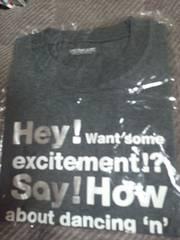 Hey! Say! jump Tシャツ