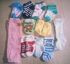 sale*JENNY・ヒスミニ・アンパンマン*baby 靴下まとめ売り*