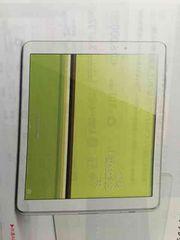 au Qua tab02 (HWT31)用ケース、タッチペン、保護シール2枚 新品