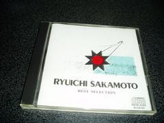 CD「決定版 坂本龍一/ベストセレクション」90年盤 即決