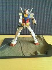 ガンダム ポリストーンコレクションGー2 RX-78ガンダムVol.1