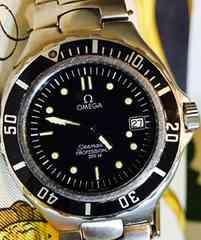 オメガシーマスタープロ200m時計メンズ時計ダイバー