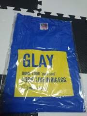 GLAY Tシャツ 1999 BIG EGG