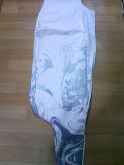 送料込☆カセヤマ【墨ボカシ】3超ロング73cm