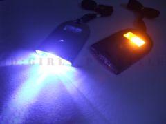 �E�H�[�L���O �Z�[�t�e�B ���C�g ��1�� ��2�� LED �F�w��s��