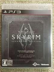 スカイリム レジェンダリーエディション 美品 PS3