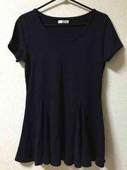 ブラック Tシャツ 新品