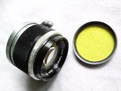CanonLeicaスクリューマウント50mm1.8