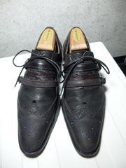 アルフレッドバニスター〓シューズ靴〓黒/40〓