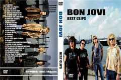 ≪送料無料≫BON JOVI BEST CLIPS プロモ集! ボンジョビPV