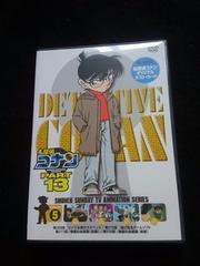 名探偵コナン PART13 Volume.5 TVアニメ DVD 即決 人気