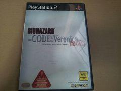 PS2☆バイオハザード コードペロニカ完全版☆状態良い♪CAPCOM。