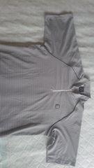新品4L ダンロップボーダーシャツ送料¥200