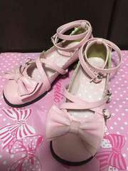 AngelicPretty��Tea Party Shoes/�s���NM