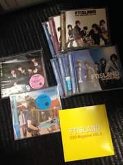 非売品あり 初回盤 FTISLAND CD DVD 9枚セット