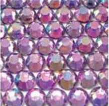 ● 3mm ● デコ用ストーン  2000粒 パープル