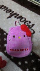 キティちゃん ◆ リュック型ポーチ