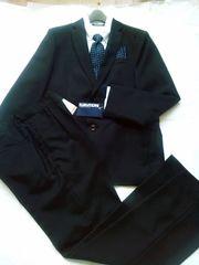 *新品*男の子お洒落なスーツ5点セット・卒業式《160》