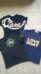 me jane・LOVE BOAT・TIARA Tシャツ