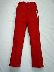 ディッキーズ Dickies 874ワークパンツ赤 34インチ未使用品 旧モデル 米国製