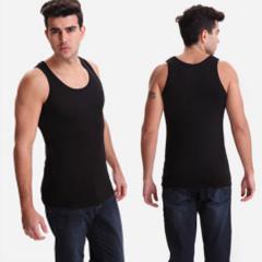 大きいサイズ  タンクトップ  メンズ カジュアル Tシャツ BB1101