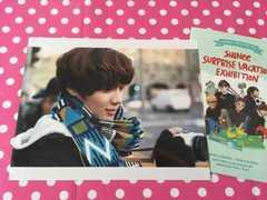 SHINee SURPRISE VACATION EXHIBITION COEX 写真展★テミン B