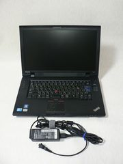 Lenovo ThinkPad L512 ◆Core i5/HDD250GB/2GBメモリ/DVD