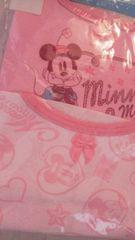 ディズニーミニーちゃん新品長袖肌着 130 ピンク