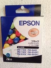 ���Á^EPSON�C���N�J�[�g���b�W���u���b�N��100�X�^