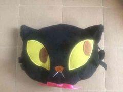 猫好き必見 新品未使用 黒猫ポーチ