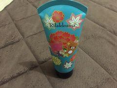 リラックマ★和柄ハンドクリーム★せっけんの香り
