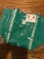 ○RODEO CROWNS○トートバッグ○新品GRN