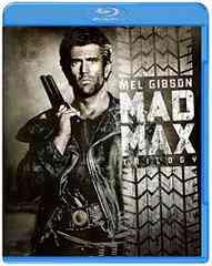 新品Blu-ray/MAD MAX マッドマックス トリロジー スペシャルバリューパック 初回限定
