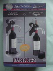 ☆BARTOP ワインオープナー 台座付き LL-SW0457M