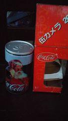 トイカメラ コカ・コーラ 缶カメラ  2001 未使用