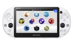 新品 PlayStation Vita Wi-Fiモデル グレイシャー・ホワイト