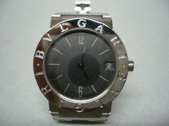ブルガリ  美品  BB30SSD  ボーイズ   時計