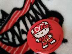 関ジャニ∞ 8EST缶バッチキティレンジャー 渋谷すばるくんレッド