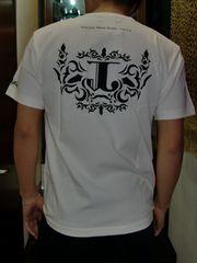 送料無料☆JACCE☆バックロゴTシャツ☆白M