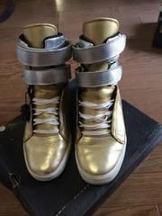 supra society gold silver 限定