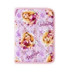 ラプンツェル>母子手帳ケース>紫×ピンク>ディズニー/Handmade