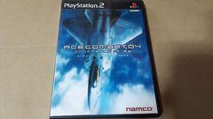 PS2☆エースコンバット04シャッタードスカイ☆状態良い♪NAMCO。